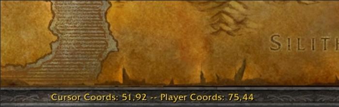 скриншот mapcoords