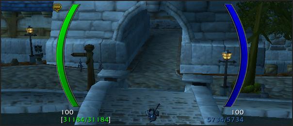 скриншот icehud
