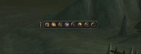 скриншот minimap button frame